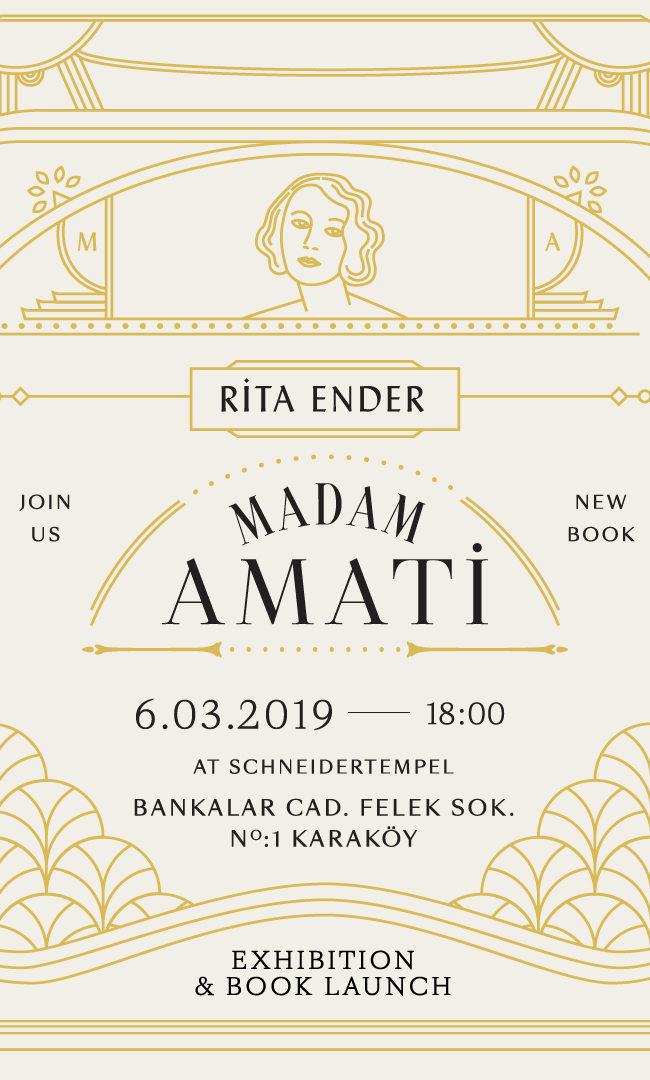 Madam Amati Book