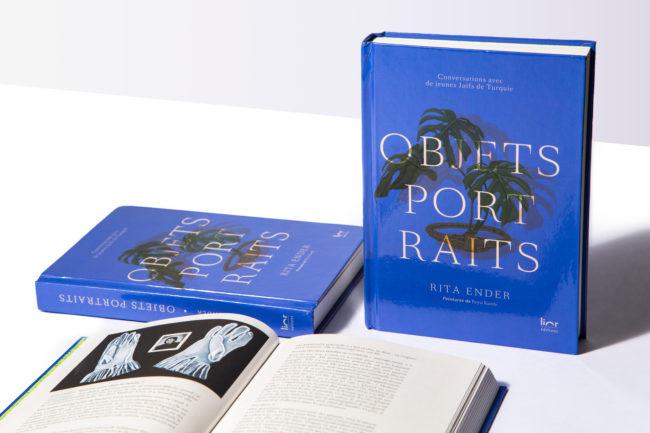 Objets Portraits Book